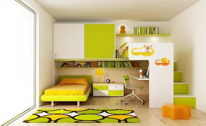 أساسيّات في ديكورات غرف نوم الأطفال